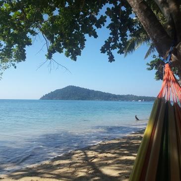 Hammock life. Island vibe. Koh Chang