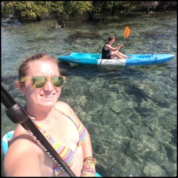 Stand up Paddling and kayaking on Koh Chang